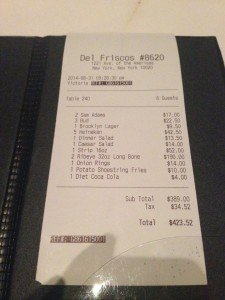 Del Frisco's Steakhouse