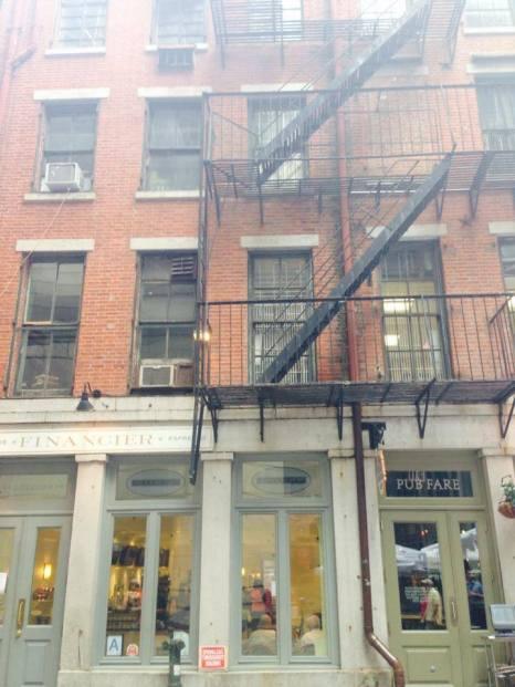 Historic Stone Street New York City