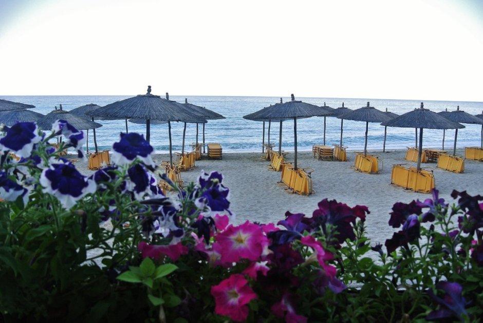 Papa Nero Beach, Pelion, Greece