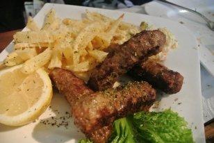 Molyvos Restaurant, Thessaloniki, Greece