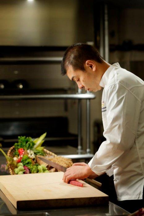 Chef Takagi Kazuo