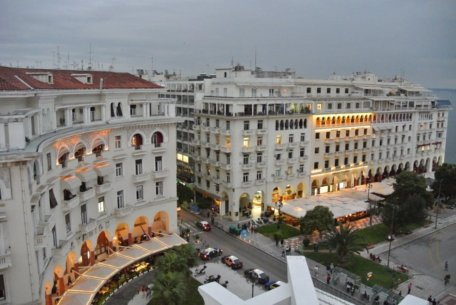 Electra Palace Hotel, Thessaloniki, Greece