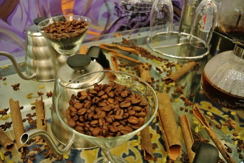 Cold Brew Coffee in Wyndham Grand Regency