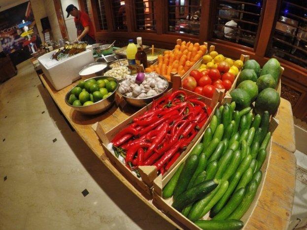 Street Food Doha, Doha Marriott Hotel