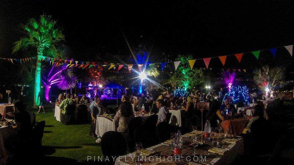 Songkran Festival, Grand Hyatt Doha PinayFlyingHigh.com-1