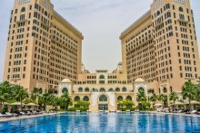 pool and beach access, St Regis Doha, Pinayflyinghigh.com-9