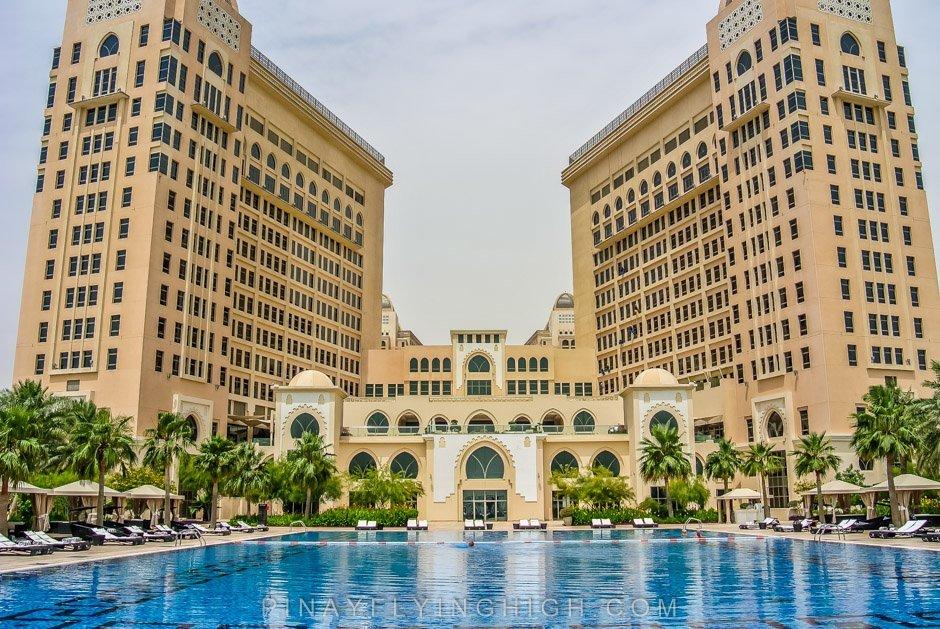 pool and beach access, St Regis Doha, Pinayflyinghigh.com-9