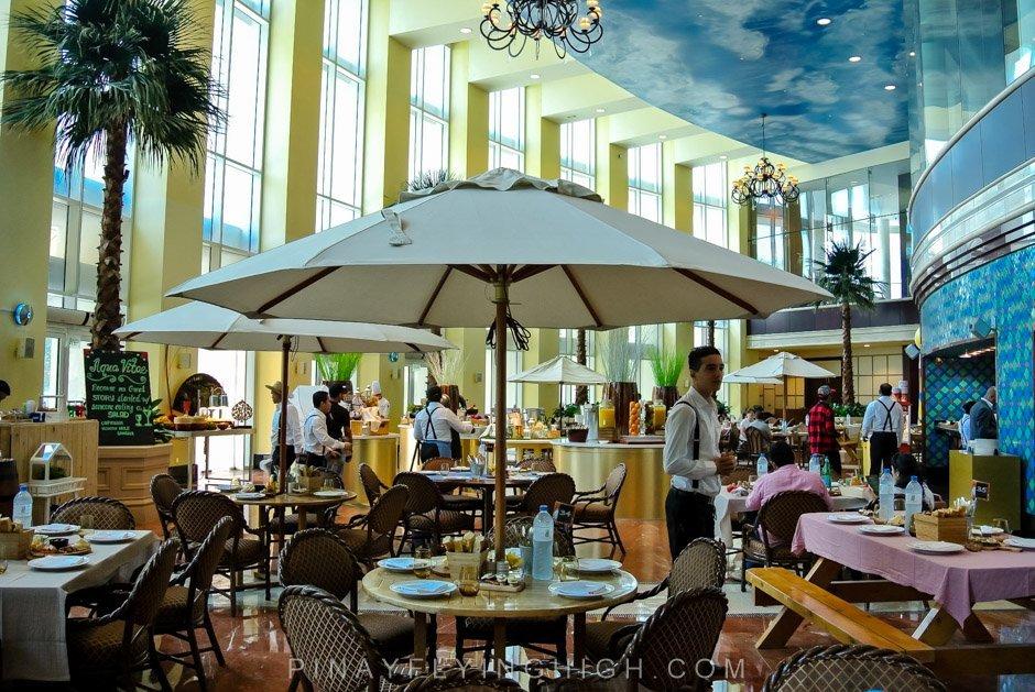 Picnic brunch at The Lagoon, Ritz Carlton Doha, Pinayflyinghigh.com-2
