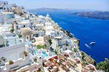 Fira, Santorini, Greece - PinayFlyingHigh.com