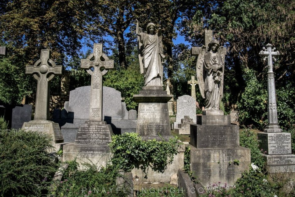 Highgate Cemetery, London - PinayFlyingHigh.com-8
