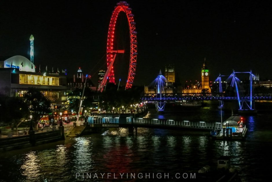 London Eye, PinayFlyingHigh.com