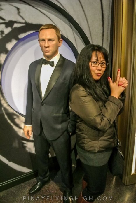 Madame Tussauds, London