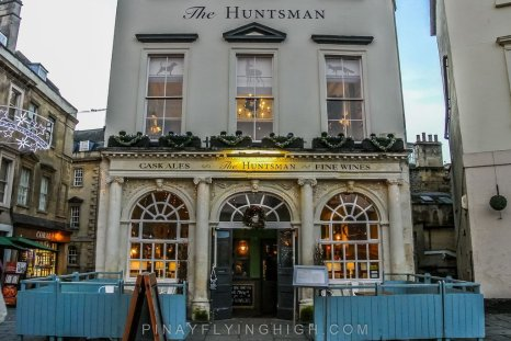 The Huntsman, Bath, England - PinayFlyingHigh.com