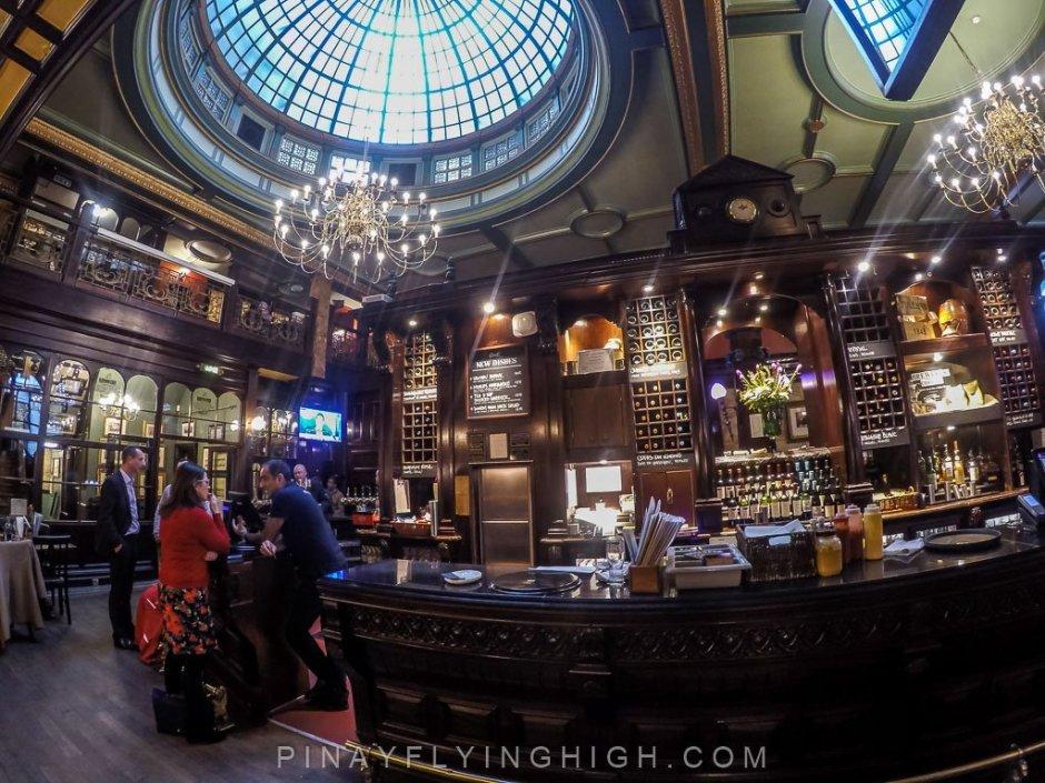 Counting House Pub, London - PinayFlyingHigh.com
