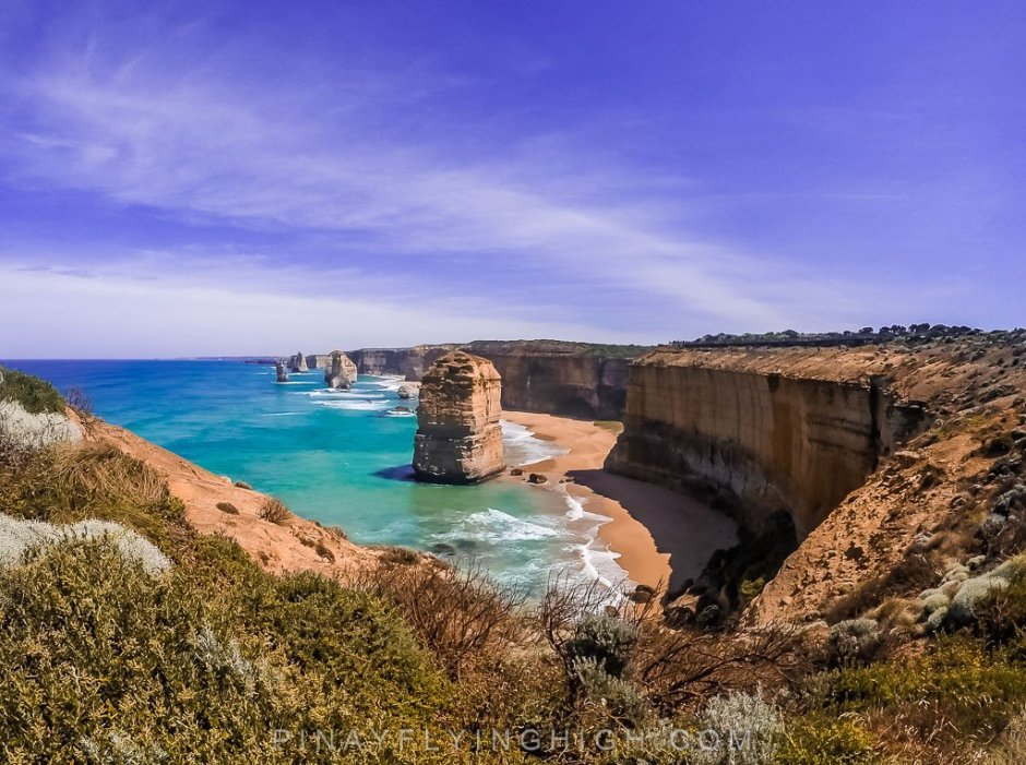 Twelve Apostles in Great Ocean Road