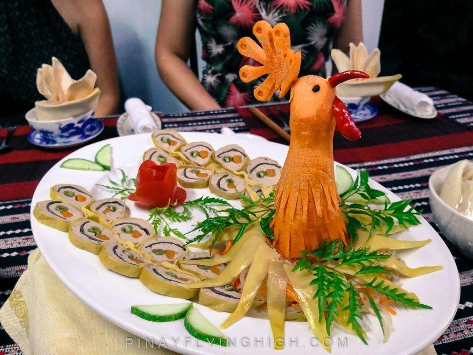 Madamme Nhu Huy Dinner Hue, Vietnam - PinayFlyingHigh.com-1