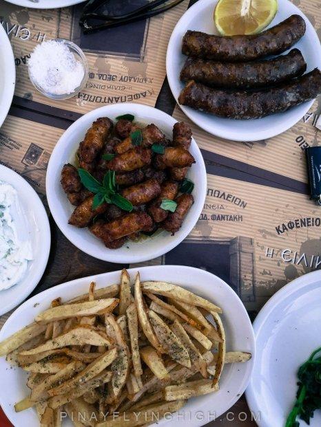 Kafeneio Mezedopoleio Eilikrineia. Crete