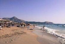 Falassarna Beach, Chania, Crete