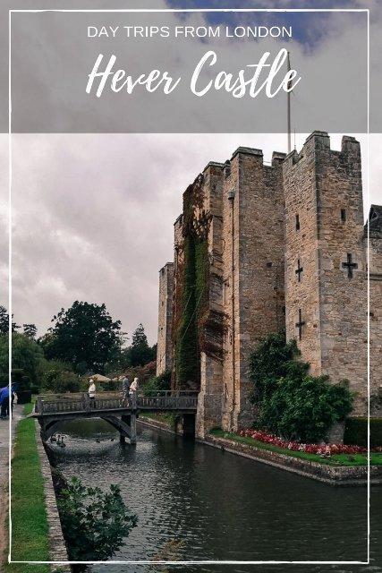 Hever Castle, England
