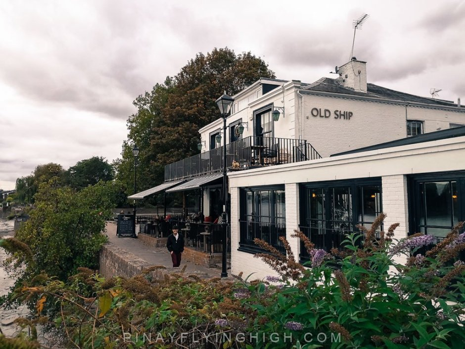 The Old Ship, Hammersmith, London, England