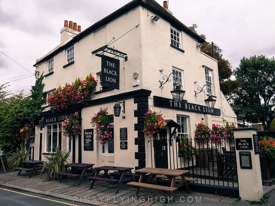 The Black Lion, Hammersmith, London, England