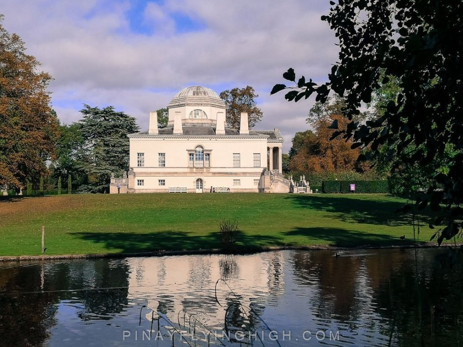 Chiswick House and Gardens, London, England