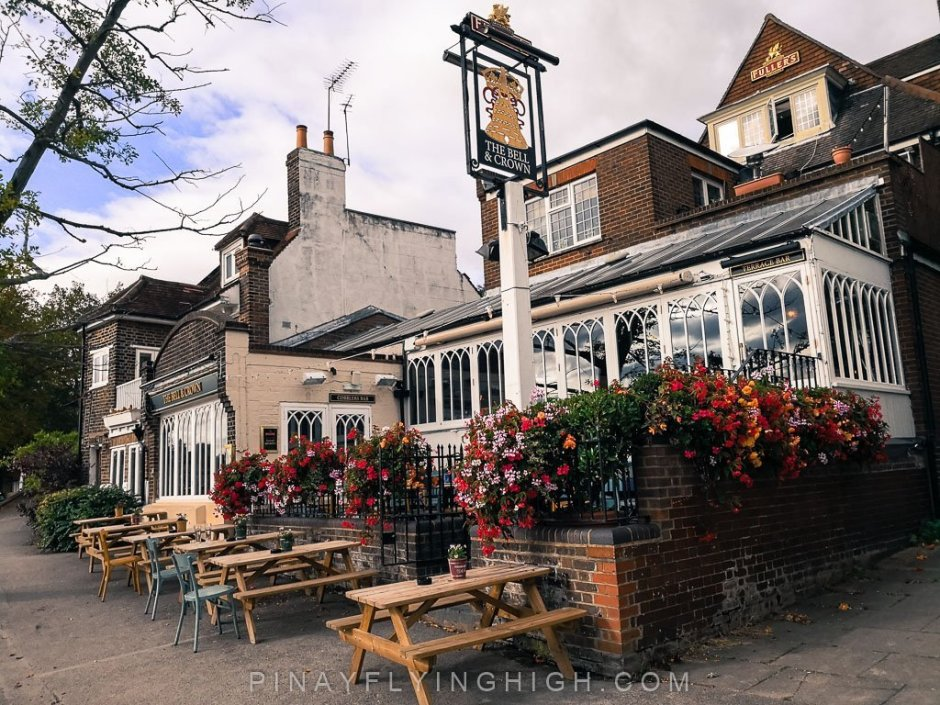 The Bell and Crown, Strand-on-the-green, Chiswick, London, England