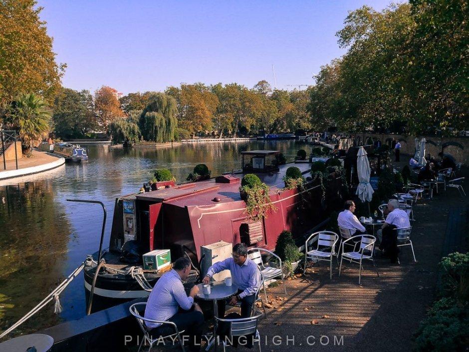 Regent's Canal Walk, London, England - PinayFlyingHigh.com-406