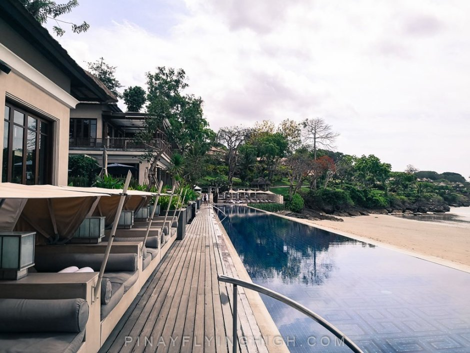 Four Seasons Resort Bali at Jimbaran Bay, Indonesia