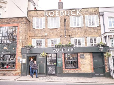 Roebuck - Richmond-Upon-Thames