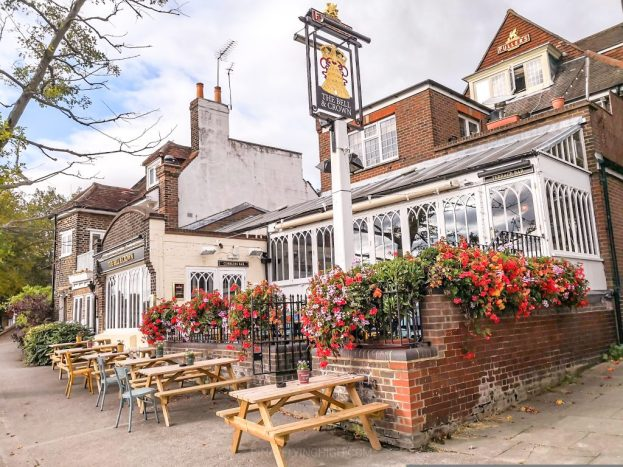 Bell and Crown - Strand-On-The-Green, Chiswick, London