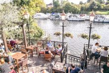 The Magpie, Sunbury-On-Thames