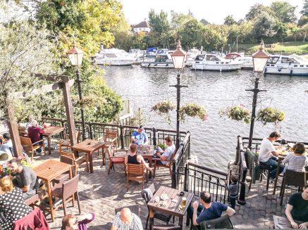 The Magpie, Sunbury-On-Thames