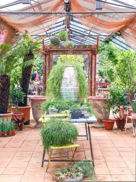 Petersham Nurseries Cafe, Richmond, London