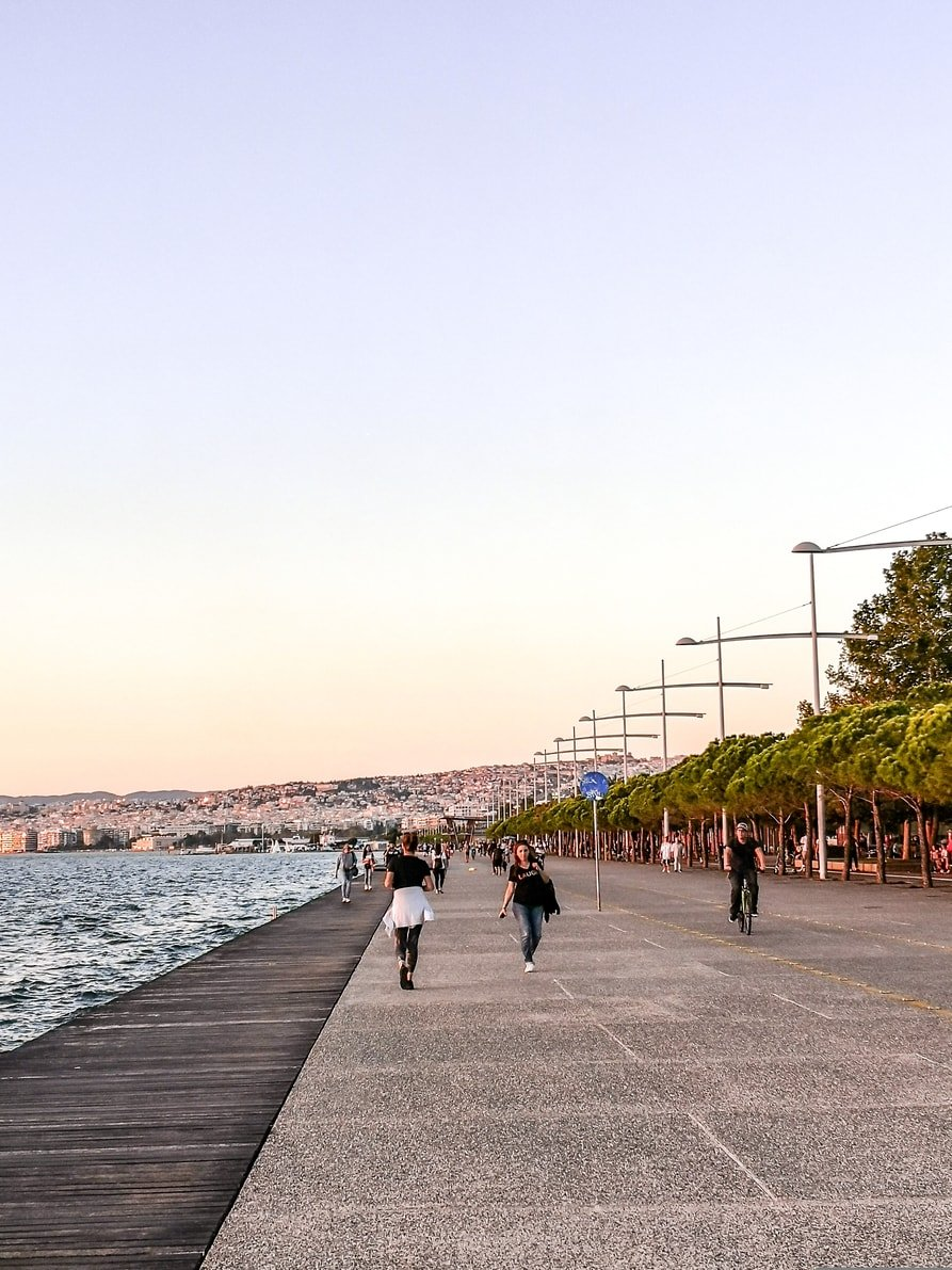 Nea PAralia, Thessaloniki, Greece