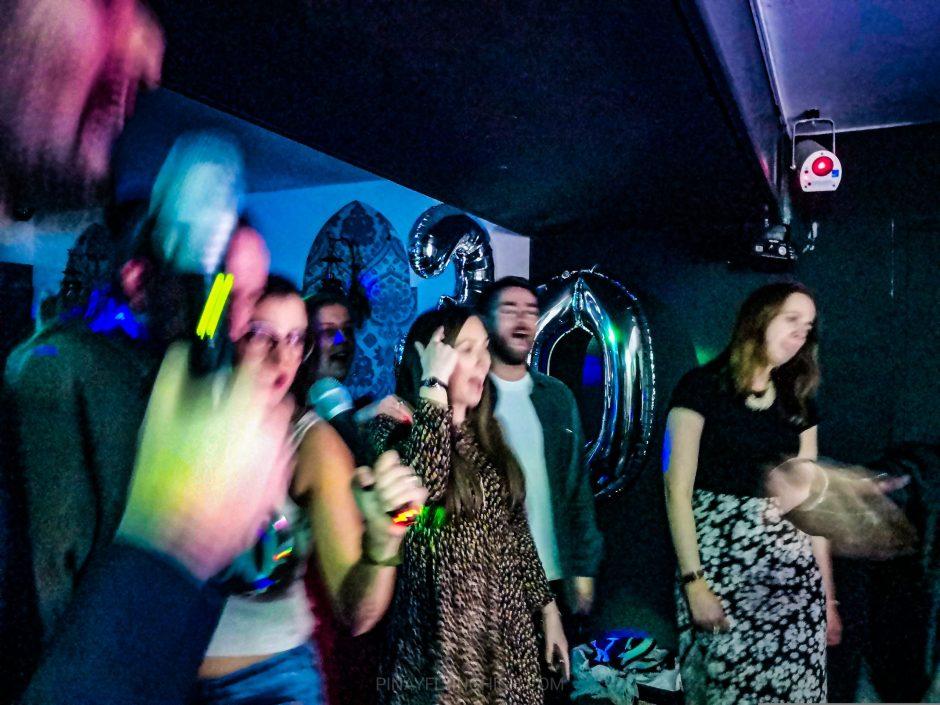 Karaoke in London