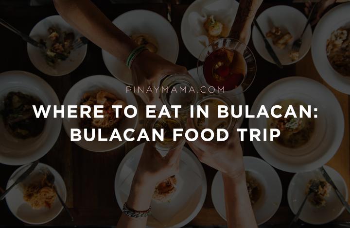 Where to EAT in Bulacan: Bulacan Food Trip