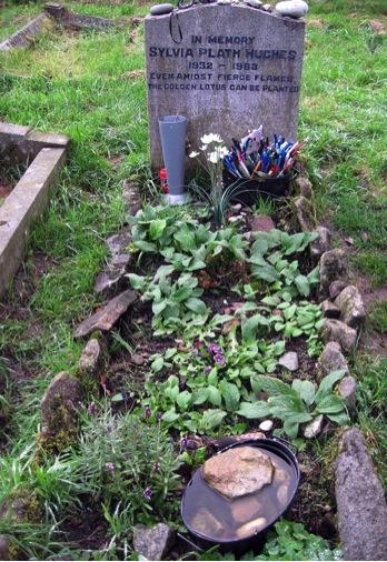Sylvia's grave
