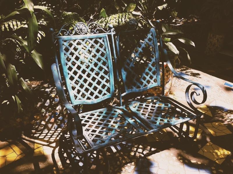 Rustic Mornings Pinay Traveller
