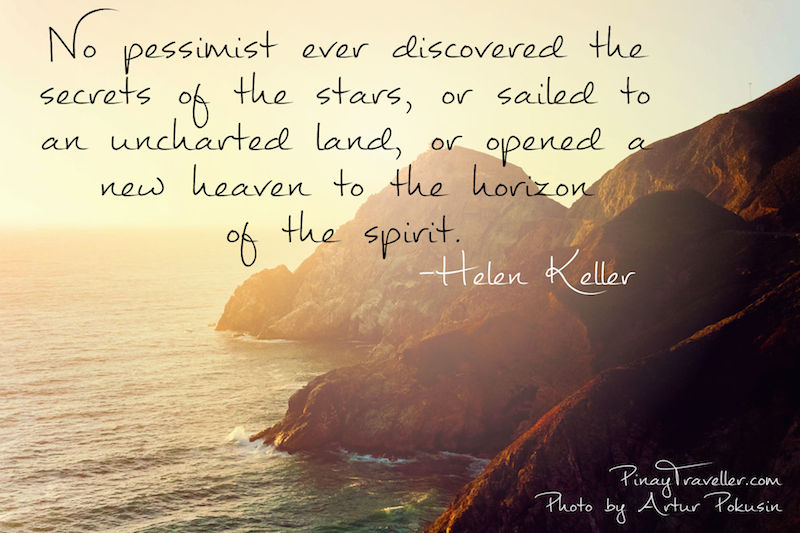 PinayTraveller_HelenKeller_travel_quote sm