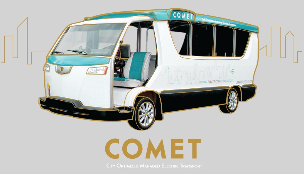 Getting Around QC: Riding the COMET