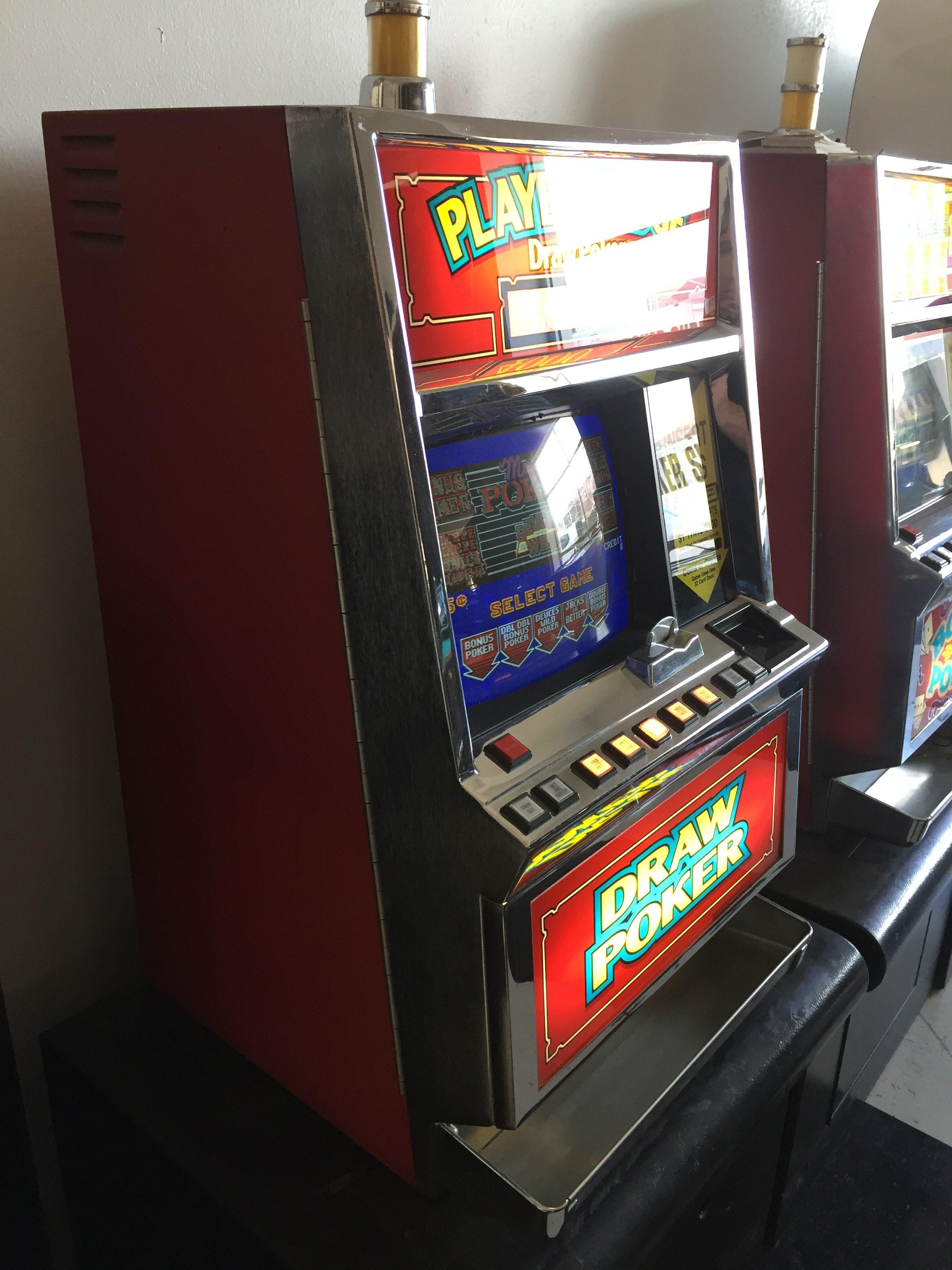 Players Edge Multi Game Video Poker   Fun