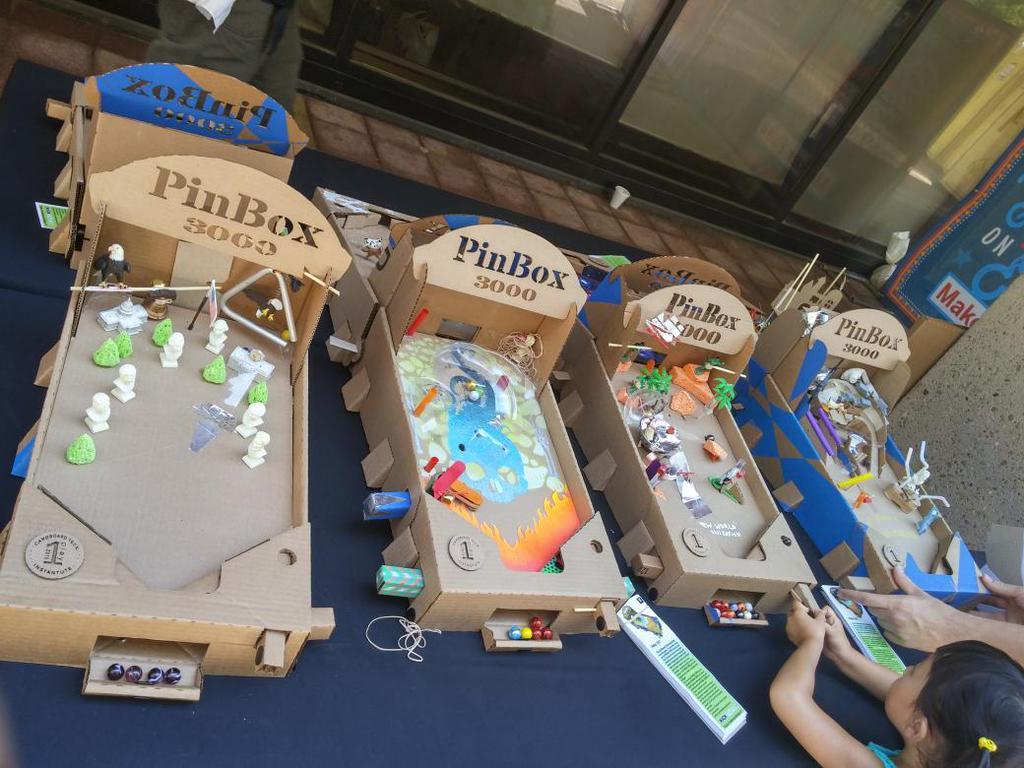 Pinbox 3000 Artcade Pinball System Kickstarter Epicenter