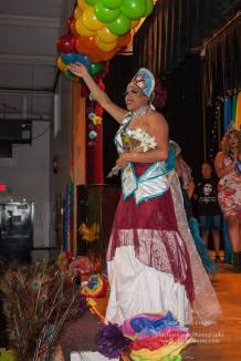 Miss Apache Diva Pageant winner. (Photo by Clayton Karas Photography)