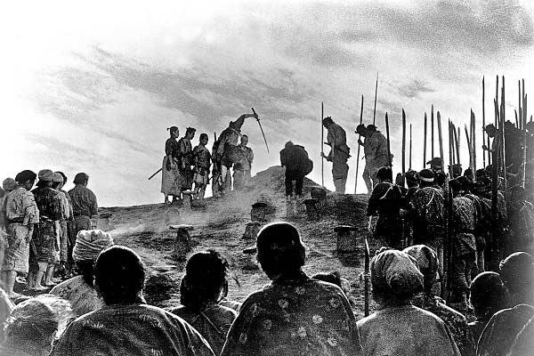 Les Sept Samouraïs de Kurosawa Akira