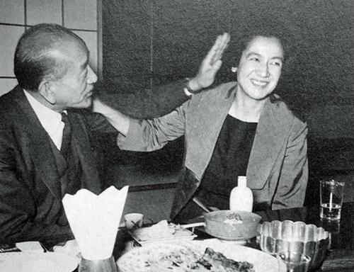 Ozu et Hara