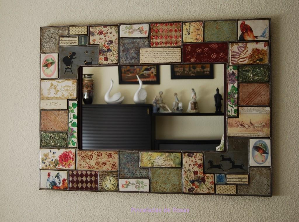 Espejos | Pinceladas de Rosas