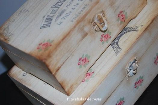 Cajas Vintage con transferencias (7)