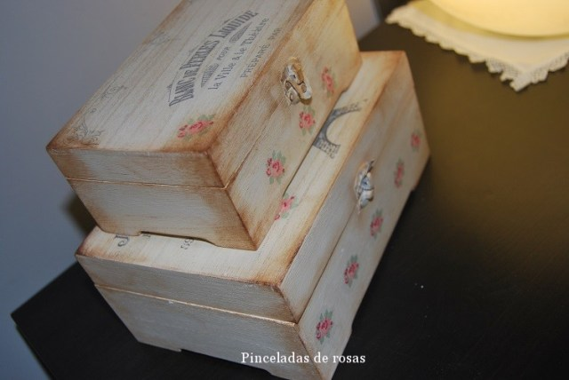 Cajas Vintage con transferencias (9)