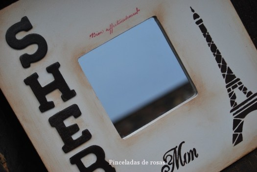 Pareja de espejos personalizados (7)